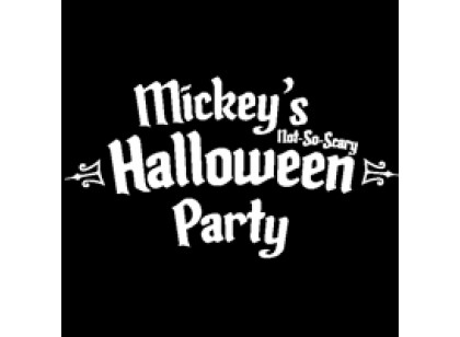 Mickey's Not-So-Scary Halloween Party 2019